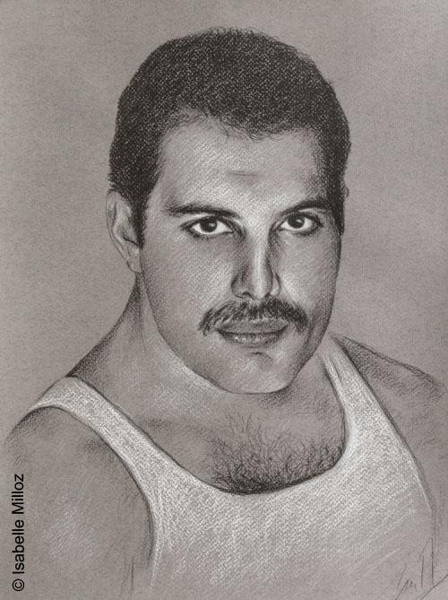 Freddie Mercury par isaM